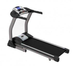 Fitness Laufbänder Test