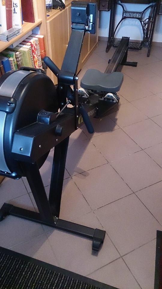 Garagen Gym Rudergerät