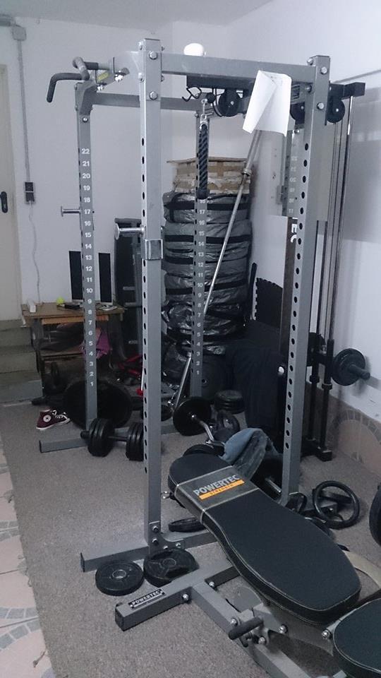 Garagen Gym Garage