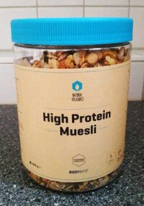 High Protein Müsli Test
