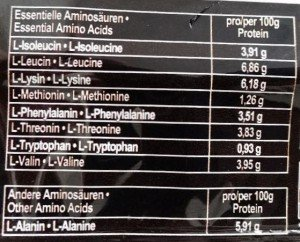 Ironmaxx Zenith Test Eiweißriegel Proteinriegel