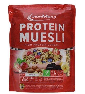 Protein-Müsli Test IronMaxx