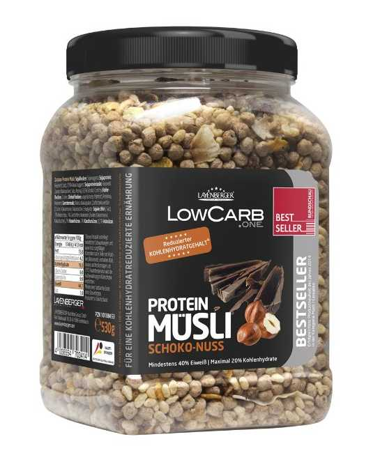 Protein Müsli Vergleich