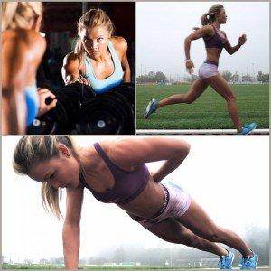 Sophia Thiel Personal Training