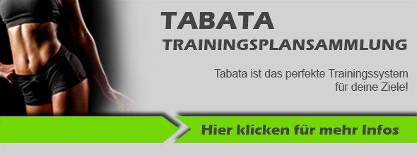 Tabata Trainingsplan