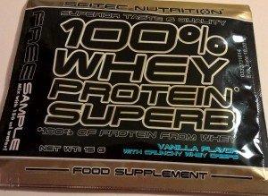 100% WHEY PROTEIN SUPERB Test | Scitec Nutrition Whey Bewertung