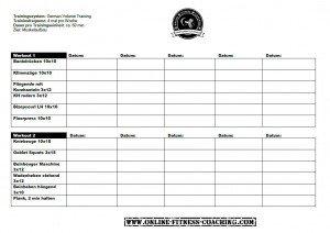 GVT Trainingsplan 2er Split PDF