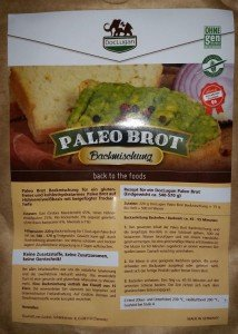 Paleo Brot Backen DocLugan