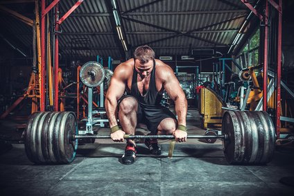 Muskelaufbau, Training, Kraftsport, Fitness