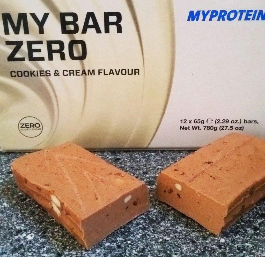 Myprotein MyBar Testbericht