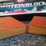 BBN Proteinblock Eiweißriegel Test