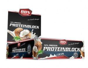 Eiweißriegel BBN Protein Block Test