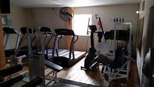 Jamaika Montego Bay Fitnessstudio 2