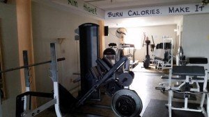 Jamaika Montego Bay Fitnessstudio 3