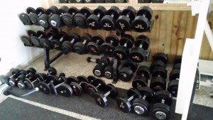 Jamaika Montego Bay Fitnessstudio