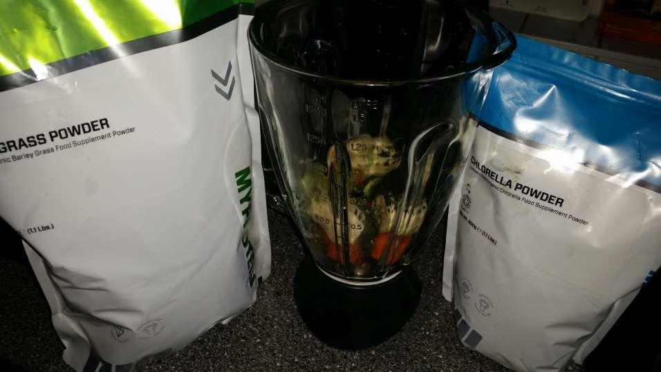 Green Smoothie Rezepte mit Extrakten