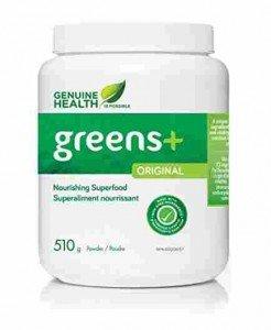 Supergreens Test