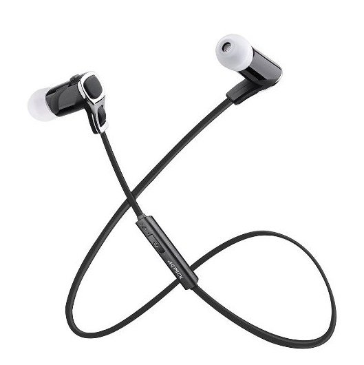 review sport bluetooth kopfh rer in ear von agptek. Black Bedroom Furniture Sets. Home Design Ideas