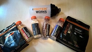 the protein works proteinpulver