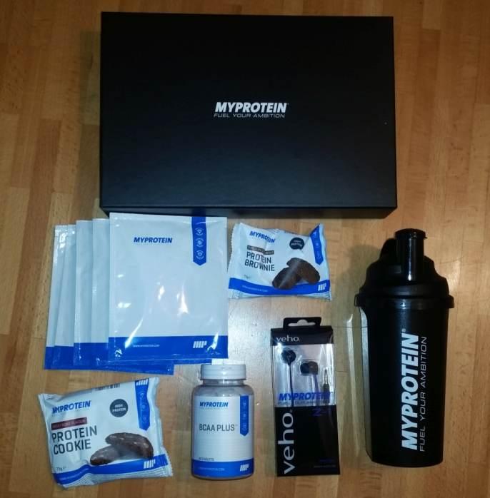 Gewinnspiel Myprotein 2