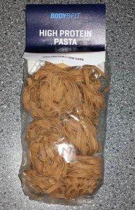 Protein Pasta Test Eiweißnudeln