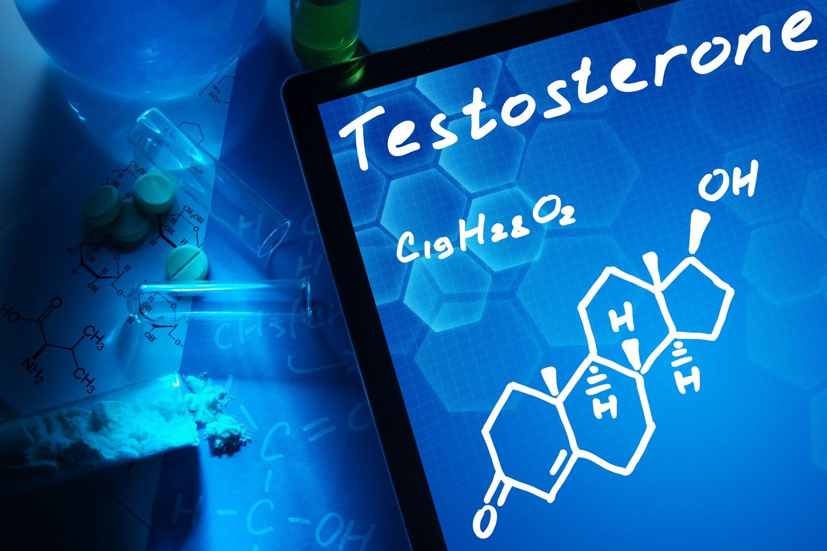 Cholesterin und Testosteron