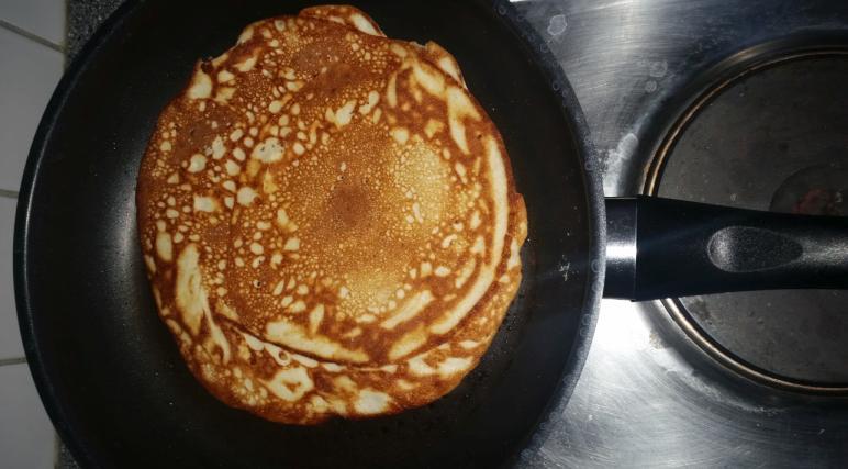 Protein Pancakes Banane