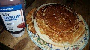 Protein Pancakes selber machen