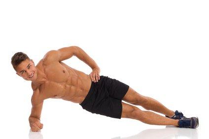 Seit-Plank