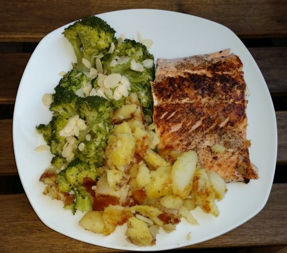 Lachs mit Brokkoli Rezept 4