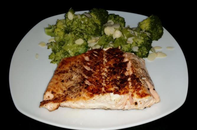 Lachs mit Brokkoli Rezept 5
