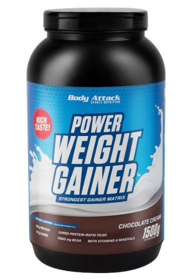 Weight Gainer Vergleich