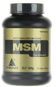MSM Test & Vergleich 2017: Methylsulfonylmethan Präparate