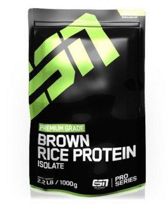 Reisprotein Isolat Test ESN