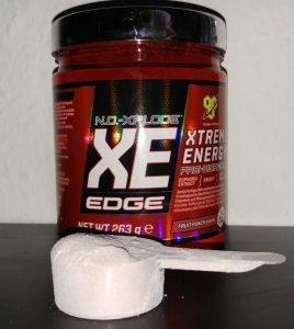 N.O. Xplode XE Edge Test