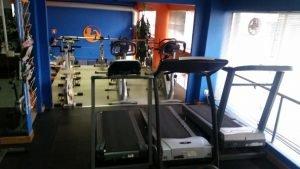 Fitnessstudio in Porto