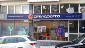 Gimnoporto Fitnessstudio in Porto