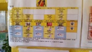 Lagoa Fitnesstudio Algarve
