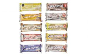 Low-Carb Snack für unterwegs