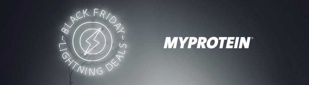 Black Friday Myprotein