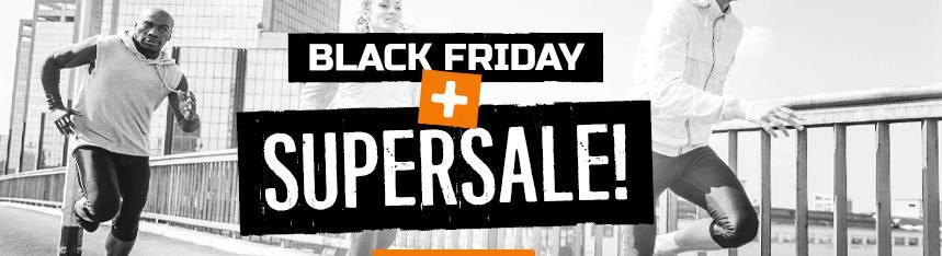 Supplement Black Week Sale