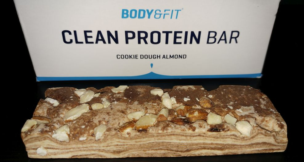 Clean Protein Bar Body and Fit Test