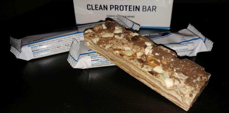 Clean Protein Bar Test