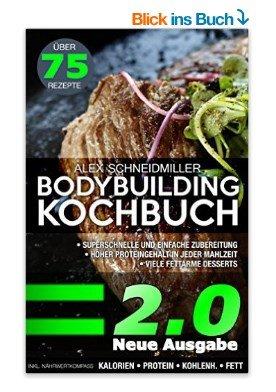 Fitness Kochbuch Testbericht