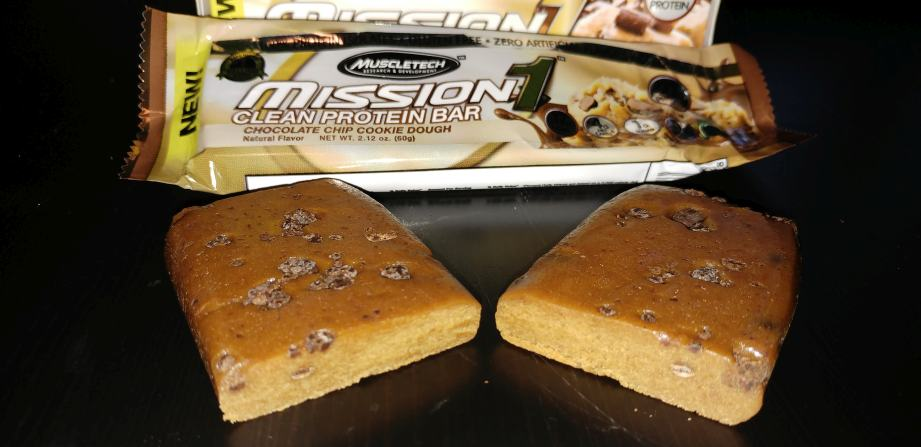 Mission1 Clean Protein Bar Test