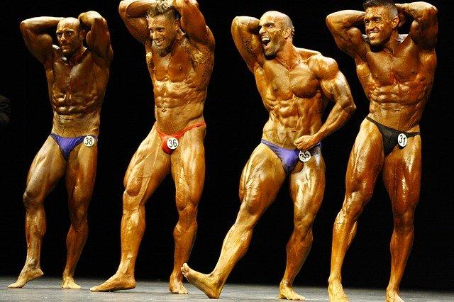 Bodybuilding Wettkampf 2017