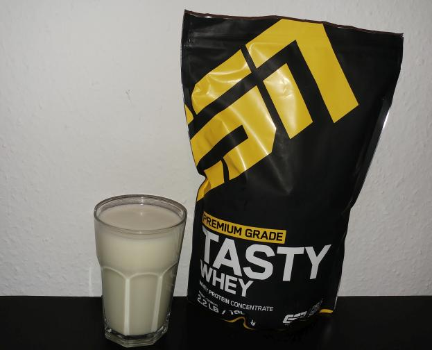 ESN Tasty Whey Test