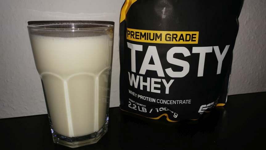 ESN Tasty Whey Testbericht