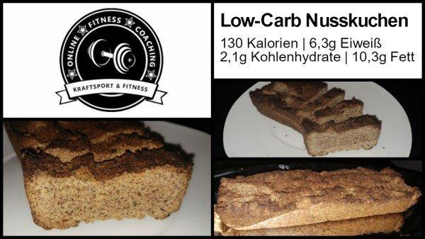 Low Carb Nusskuchen Rezept 8