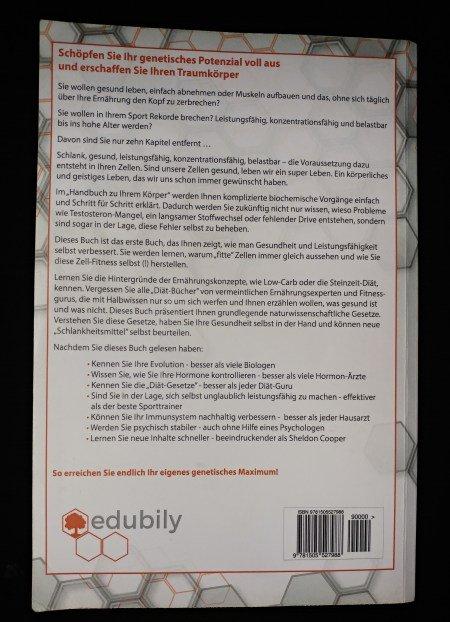 biochemie Buch für Anfänger